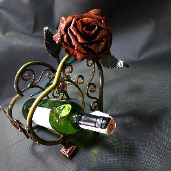 """Подставка для бутылки """"Романтика"""""""
